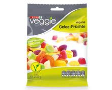 SPAR veggie Vegane Gelee - Früchte