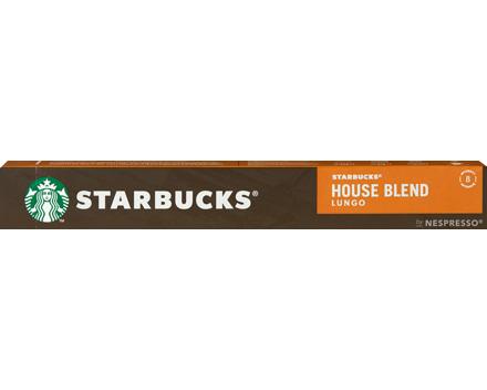 Starbucks by Nespresso® Kaffeekapseln House Blend Lungo