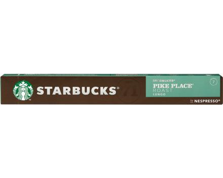 Starbucks Pike Place Kapseln 10