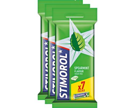 Stimorol Kaugummi Spearmint