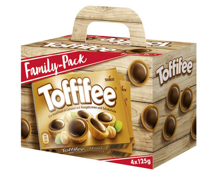 STORCK® TOFFIFEE FAMILIEN PACKUNG