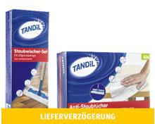 TANDIL ANTI-STAUBTÜCHER/ STAUBWISCHER-SET