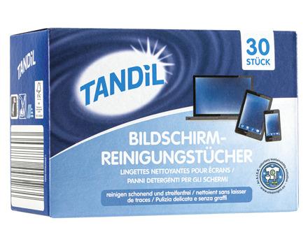 TANDIL BILDSCHIRM-REINIGUNGSTUCH