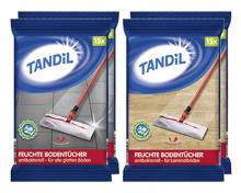 TANDIL FEUCHTE BODENREINIGUNGS- TÜCHER
