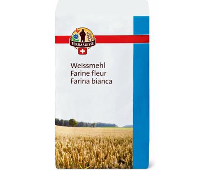 TerraSuisse Weissmehl