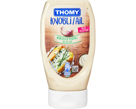 Thomy Sauce Garlic Squeeze