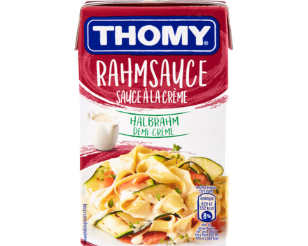 Thomy Sauce Rahm