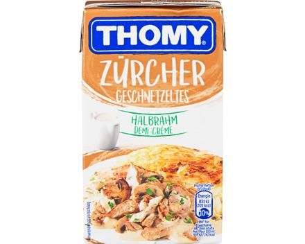 Thomy Sauce Zürcher Geschnetzeltes