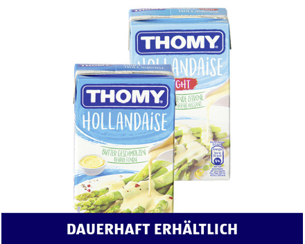 THOMY® SAUCE HOLLANDAISE