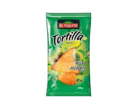 Tortilla Chips Salsa-Jalapeño