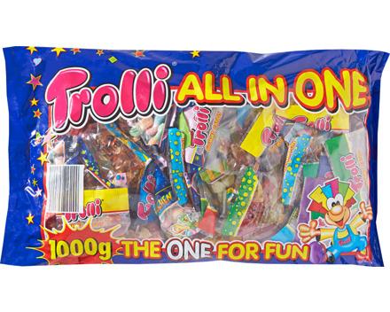 Trolli Fruchtgummis All in One