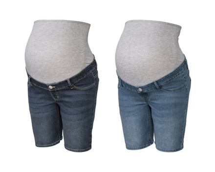 Umstands-Jeansshorts