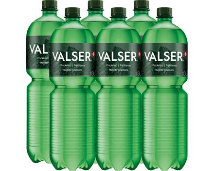 Valser Mineralwasser Prickelnd