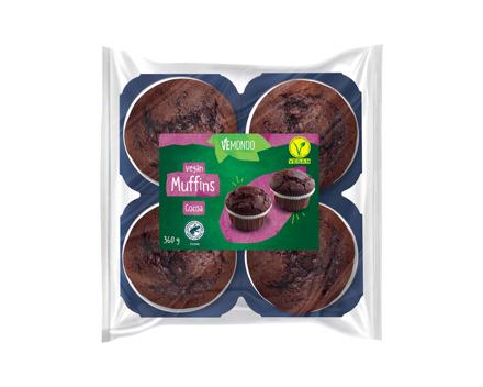 Vegane Schoko-Muffins