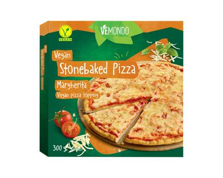 Vegane Steinofenpizza