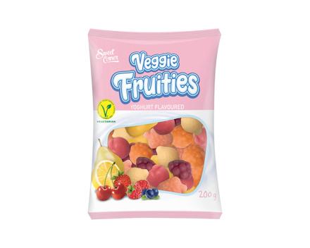 Vegetarische Fruchtgummis