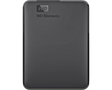 WD Elements Externe Festplatte Portable 2 TB 2,5""