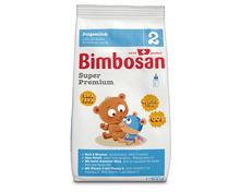 Z.B. Bimbosan Super Premium 2, Nachfüllung, 400 g 13.20 statt 16.50