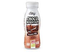Z.B. Chiefs Protein Milk Choco Mountain, 330 ml 1.95 statt 2.95