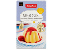 Z.B. Coop Betty Bossi Pudding & Crème Vanille, 3 Beutel 1.75 statt 2.20