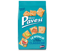 Z.B. Gran Pavesi Le Sfoglie classiche, 180 g 2.20 statt 2.75