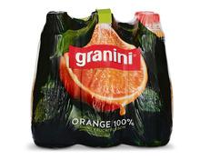 Z.B. Granini Orangensaft, 6 x 1 Liter 9.85 statt 17.95