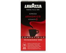 Z.B. Lavazza Espresso Armonico, 10 Kapseln