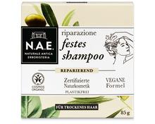 Z.B. N.A.E Riparazione festes Shampoo, 85 g 5.95 statt 7.95