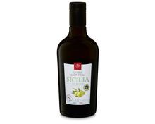 Z.B. Sapori d'Italia Olivenöl extra vergine Sicilia, 5 dl 11.95 statt 14.95