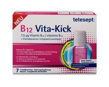Z.B. Tetesept Trinkfläschchen B12 Vita-Kick, 7 Stück 7.15 statt 8.95