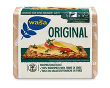 Z.B. Wasa Knäckebrot Original, 205 g 1.35 statt 1.70