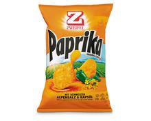 Z.B. Zweifel Chips Paprika, Familypack, 280 g 4.25 statt 5.70