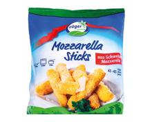 Züger Mozzarella Sticks