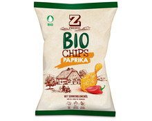 Zweifel Bio-Chips Paprika, 2 x 110 g, Duo