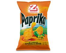 Zweifel Chips Paprika, 2 x 175 g, Duo
