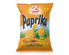 Zweifel Chips Paprika / Nature
