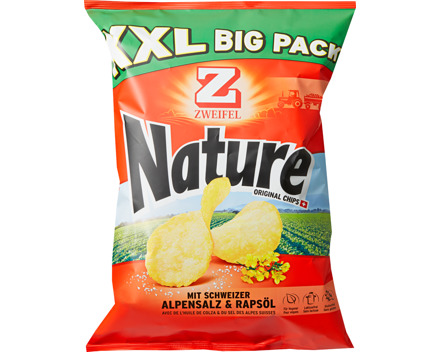 Zweifel Chips XXL Big Pack