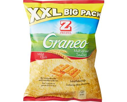 Zweifel Graneo Multigrain Snacks XXL Big Pack