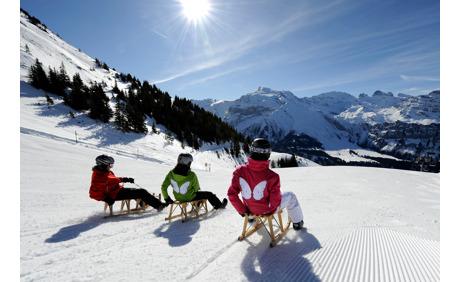 10.- CHF Rabatt auf alle Winter aktiv und Snow'n'R