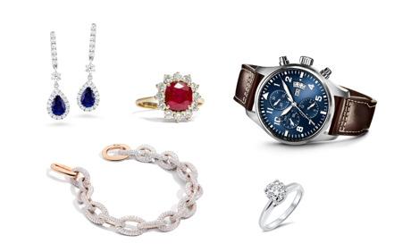 10% Rabatt auf Schmuck & Uhren