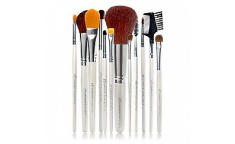 12er Make Up Pinsel Set Eyeslipsface Ab 03112014 Dealch