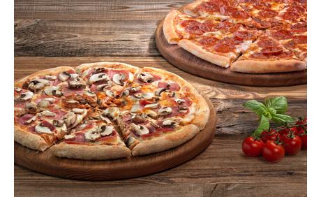2. Pizza gratis bei Domino's Pizza