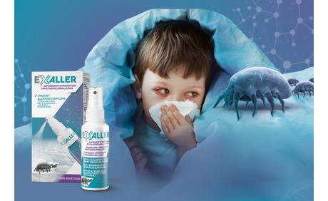 20% auf ExAller Hausstaubmilben Spray bei Amavita