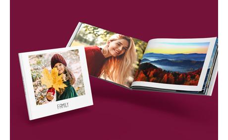 20% Rabatt auf alle ifolor Fotoprodukte