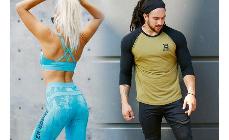 20% Rabatt auf Better Bodies Fitnessbekleidung