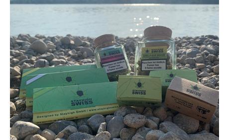 25% Rabatt auf alle Stayhigh Swiss Produkte