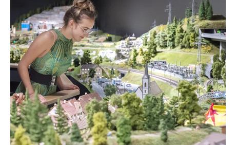 25% Rabatt in der Miniaturwelt am Rheinfall