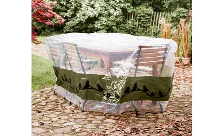 abdeckhaube f r gartenm bel tchibo ab. Black Bedroom Furniture Sets. Home Design Ideas