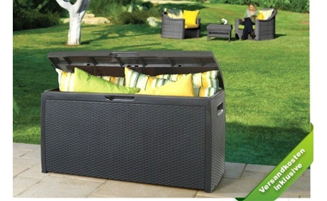 alibert rattan box brightwood box oder rattan kissenbox moa in verschiedenen farben 50. Black Bedroom Furniture Sets. Home Design Ideas