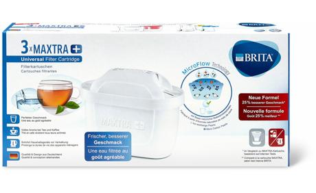 Alle Brita-, Cucina & Tavola- und M-Classic-Wasseraufbereitungsprodukte